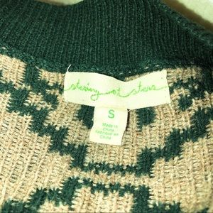 Anthropologie Sweaters - Anthropologie Staring at Stars Reversible Cardigan